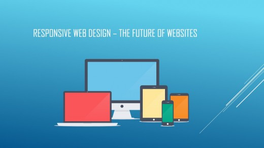 Responsive web design - the future of web design