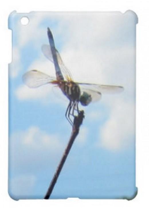 Dragonfly iPad Case