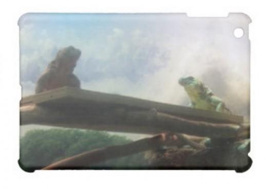 Lizards iPad Case