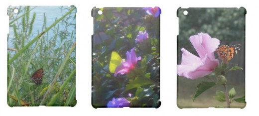 Butterfly iPad Cases