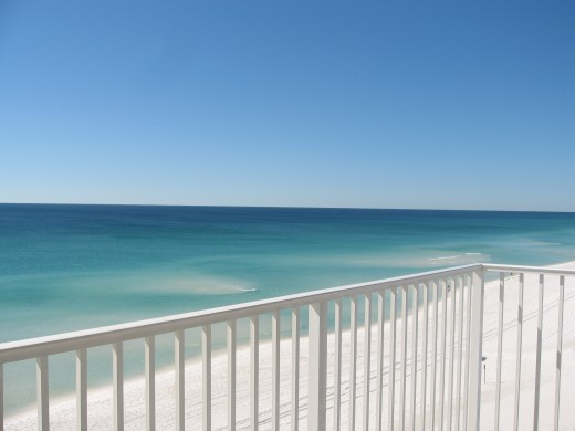 Sea Dunes on Okaloosa Island, Beach Front in the Destin Area