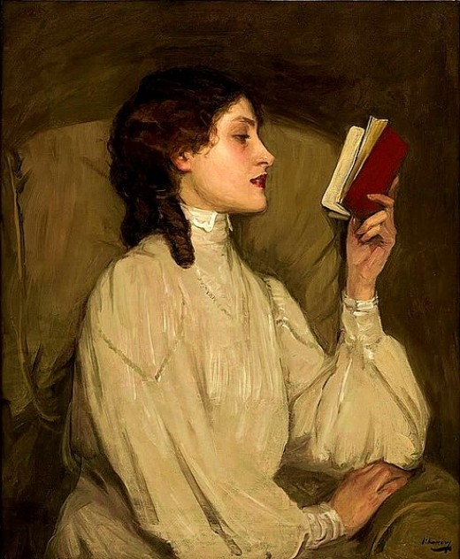 Read, read & read...