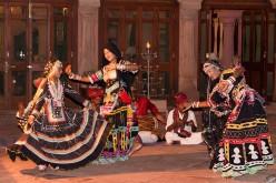 Five Incredible Folk Dances Of India