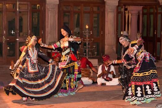 Ghoomar Dance In Rajasthan