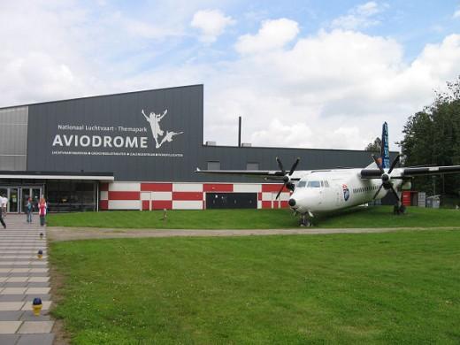 Aviodrome in Lelystad