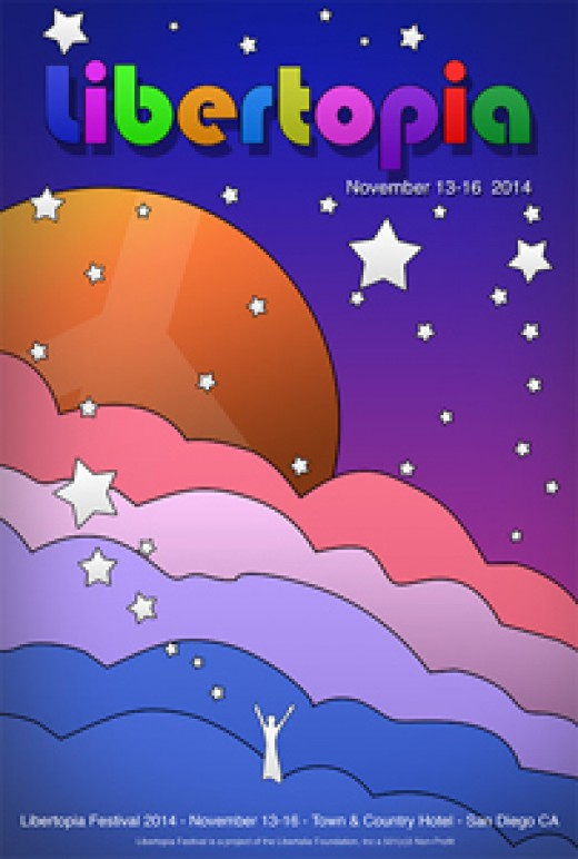 Poster for the 2014 event