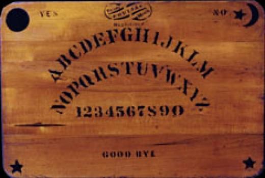 The Original Ouija Board created in 1891