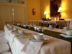 Where to enjoy afternoon tea in the Raleigh & Triangle Area, NC