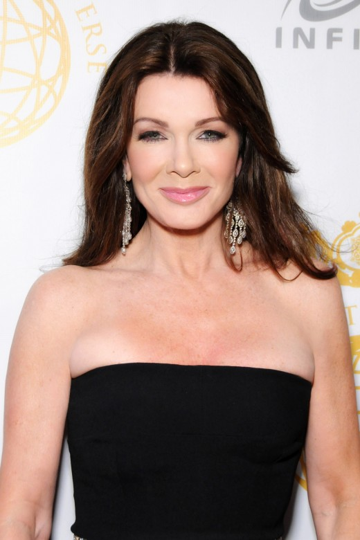 Lisa Vanderpump, a former actress and restaurateur, has a net worth of $65 million and $100 million including her husband's fortune.