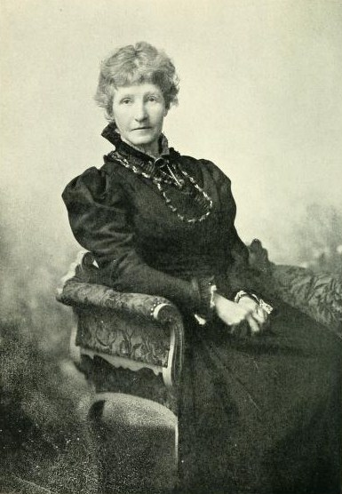 Photograph of Helen Allingham, artist (1903) By Fradelle and Young