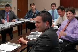 Ahhh, the good old board meeting