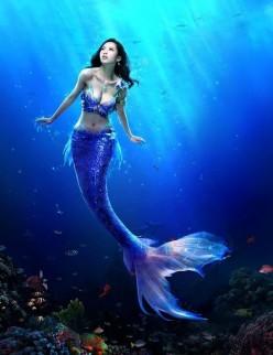 A Mermaid Princess IV