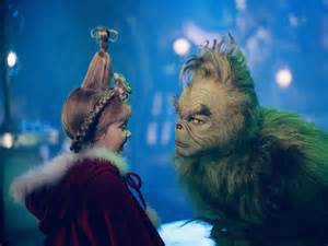 Jim Carrey starred as The Grinch in How the Grinch Stole Christmas