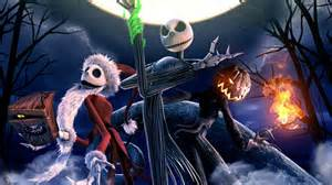 Jack Skellington starred in The Night Before Christmas