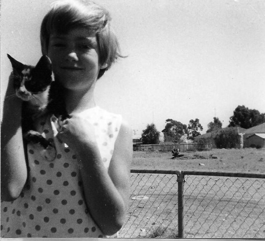 Lorraine In Australia in 1967