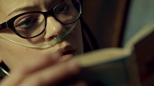 Cosima, discovering the secrets that Ethan left behind for her.