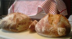 Easy-Peasy Bread Recipe Using Sourdough