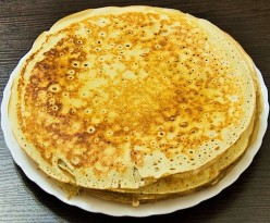 Shrove Tuesday's English Pancake Recipe