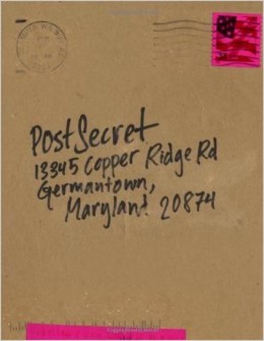 PostSecret: Extraordinary Secrets from Ordinary Lives