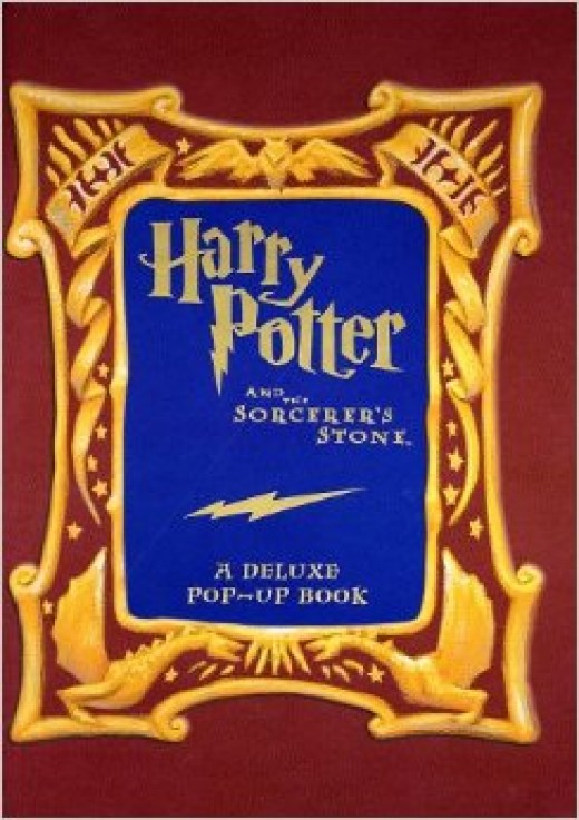 Harry Potter and the Sorcerer's Stone A Deluxe Pop-up Book