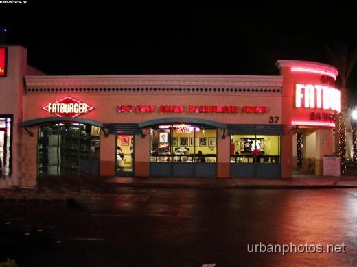 Las Vegas Blvd. Fatburger