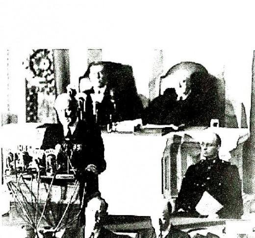President Franklin Delano Rossevelt