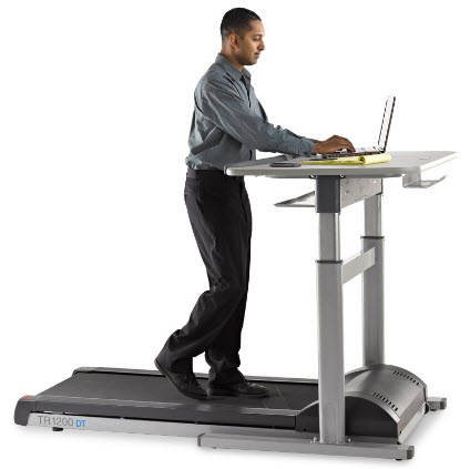 Desk Treadmill are a great option for those who are typically confined to their desks for greater than 4 hours per day.