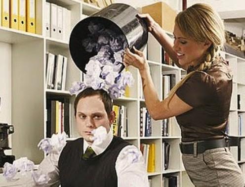 Foolish pranks are one way to lose your job