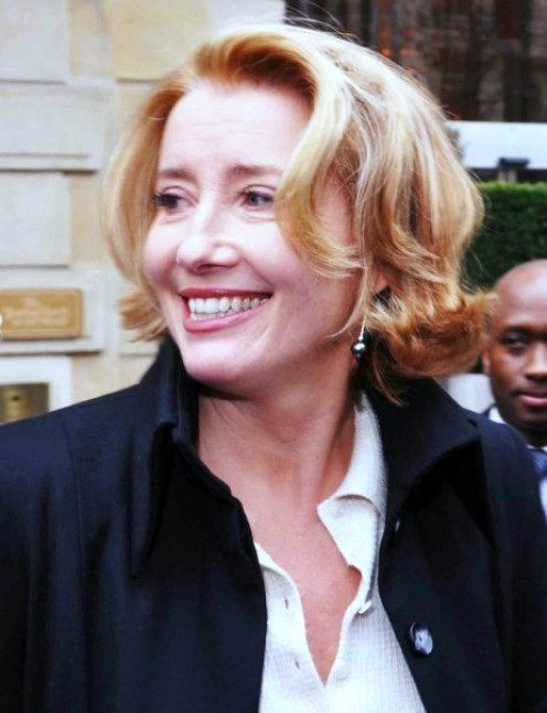 Emma Thompson Césars 2009