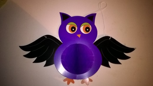 Halloween Theme--Owl decorations