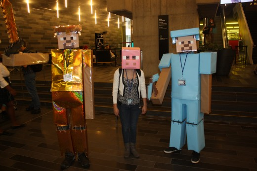 Minecraft is life for many fans worldwide