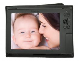 "Digital Foci DLB-081 D-Light Box - 8"" portable digital photo viewer"