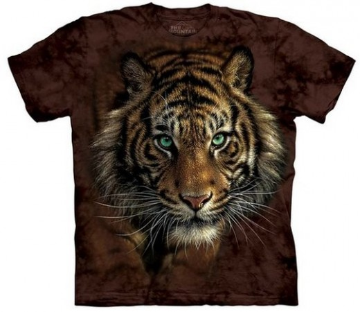 The Mountain Tiger T-Shirt