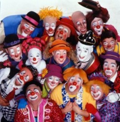 Clowns. Are They Really That Scary? Plus, 4 Famous Ones to Remember