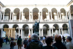 A Rough Guide to Milan : Things to do and see in Brera.