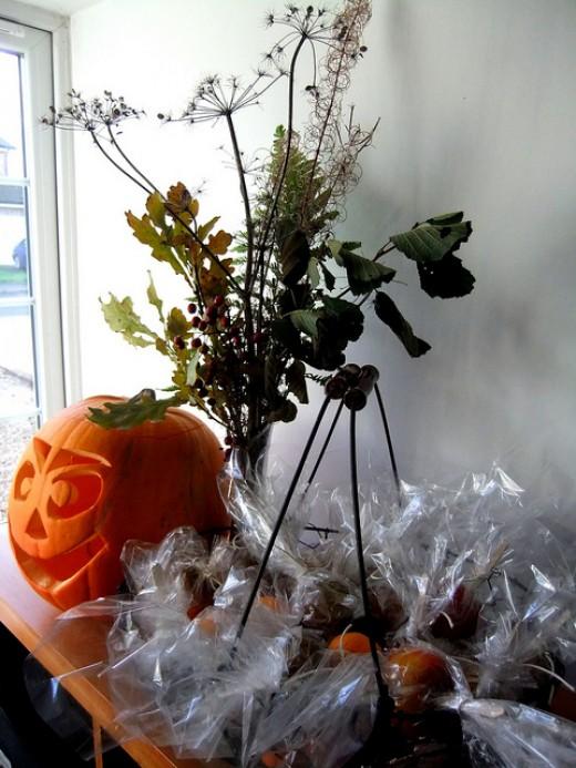 Awaiting Samhain