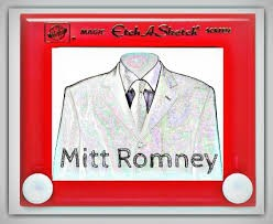 Romney..damaged goods for presidential election.