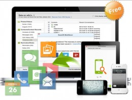 one of the best free iPhone data recovery software
