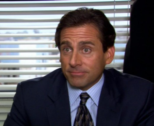 """The Worlds Best Boss"" Michael Scott"