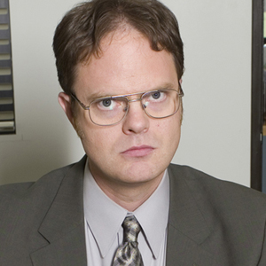 Dunder Mifflin's top seller Dwight Schrute