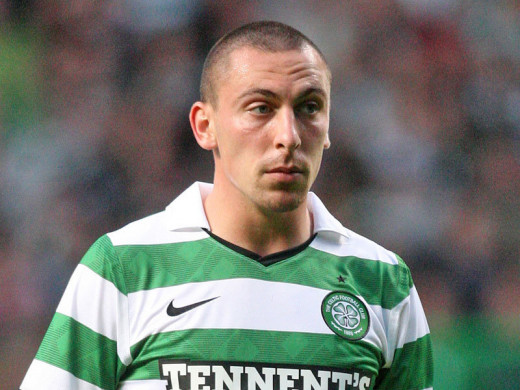 Scott Brown - The only Scotsman to make the list.