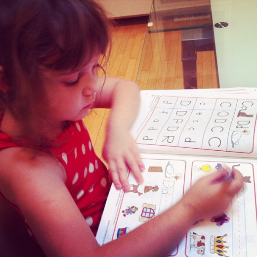 Learning the Sounds of Letters