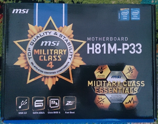 The H81M-P33 is the ideal budget board for giving the G3258 the kind of overclock a well thought out chip deserves.