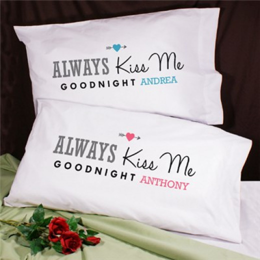 Custom Pillowcases