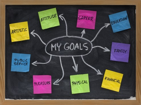 Creating and working toward goals in life can give you a wonderful sense of accomplishment when those goals are completed!