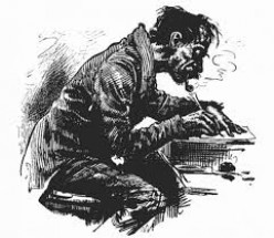 Vintage author