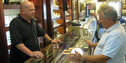 Have you ever bought or sell collectables from pawn shops?