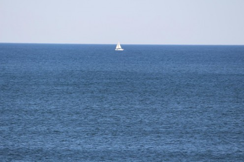 Sail boat, Kings Beach