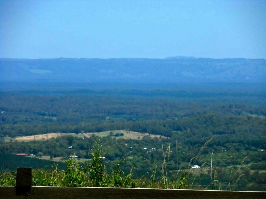 Another beautiful view in Maleny