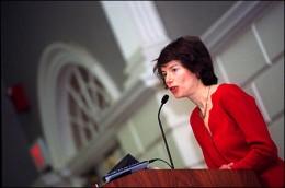 Writer Susan Faludi